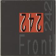 Click here for more info about 'Front 242 - Front By Front'