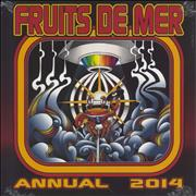 Click here for more info about 'Fruits De Mer Records - Fruits De Mer Annual 2014 - White Vinyl - Sealed'