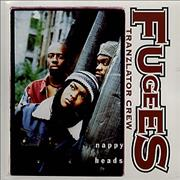 Click here for more info about 'Fugees - Nappy Heads - 3 Mixes'