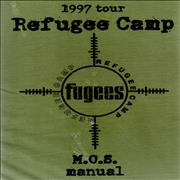 Click here for more info about 'Fugees - Refugee Camp M.O.S. Manual - 1997 Tour'