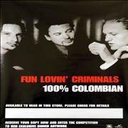Click here for more info about 'Fun Lovin Criminals - 100% Colombian'