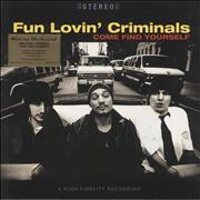 Click here for more info about 'Fun Lovin Criminals - Come Find Yourself - 180 Gram Yellow Vinyl'
