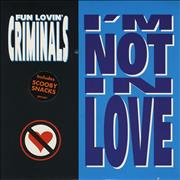 Click here for more info about 'Fun Lovin Criminals - I'm Not In Love'