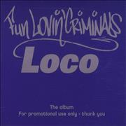 Click here for more info about 'Fun Lovin Criminals - Loco'