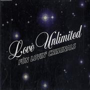 Click here for more info about 'Fun Lovin Criminals - Love Unlimited'