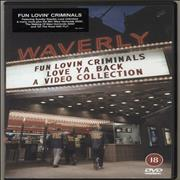 Click here for more info about 'Fun Lovin Criminals - Love Ya Back - A Video Collection'