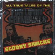 Click here for more info about 'Fun Lovin Criminals - Scooby Snacks - Foil Sleeve'