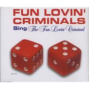 Click here for more info about 'Fun Lovin Criminals - The Fun Lovin' Criminal'