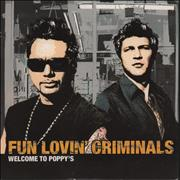 Click here for more info about 'Fun Lovin Criminals - Welcome To Poppy's'