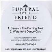 Click here for more info about 'Funeral For A Friend - Beneath The Burning Tree'