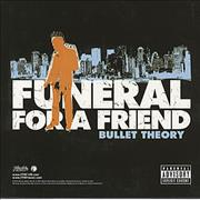 Click here for more info about 'Funeral For A Friend - Bullet Theory'