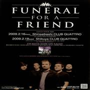 Click here for more info about 'Funeral For A Friend - Japan Tour 2009'