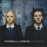 Click here for more info about 'Funeral For A Friend - Monster'
