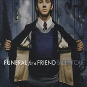 Click here for more info about 'Funeral For A Friend - Streetcar'