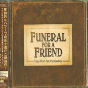 Click here for more info about 'Funeral For A Friend - Tales Don't Tell Themselves'