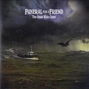 Click here for more info about 'Funeral For A Friend - The Great Wide Open'