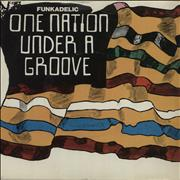 Click here for more info about 'Funkadelic - One Nation Under A Groove - P/s'