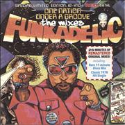 Click here for more info about 'Funkadelic - One Nation Under A Groove: The Mixes - RSD16 - Red Vinyl'