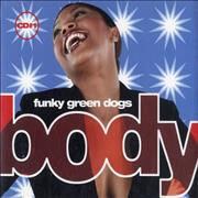 Click here for more info about 'Funky Green Dogs - Body'