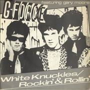 Click here for more info about 'G Force - White Knuckles / Rockin' & Rollin''