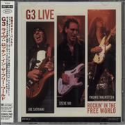 Click here for more info about 'Live: Rockin' In The Free World'