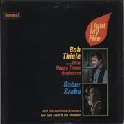 Click here for more info about 'Gabor Szabo - Light My Fire'