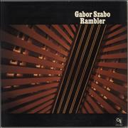 Click here for more info about 'Gabor Szabo - Rambler'