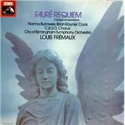 Click here for more info about 'Gabriel Fauré - Requiem - Quad'