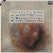 Click here for more info about 'Gabriel Fauré - Requiem/ Pelléas Et Mélisande/ Pavane'