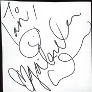 Click here for more info about 'Gabriella Cilmi - Autograph'