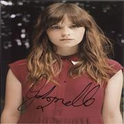 Click here for more info about 'Gabrielle Aplin - AUTOGRAPHED PHOTO'