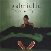 Click here for more info about 'Gabrielle - Because Of You'