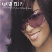 Click here for more info about 'Gabrielle - Don't Need The Sun To Shine (To Make Me Smile)'