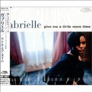 Click here for more info about 'Gabrielle - Give Me A Little More Time'
