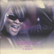Click here for more info about 'Gabrielle - When A Woman'