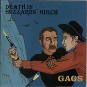 Click here for more info about 'Gags - Death In Buzzards' Gulch'