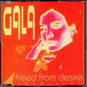 Click here for more info about 'Gala - Freed From Desire - Remixes'
