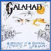Click here for more info about 'Galahad - Nothing Is Written'