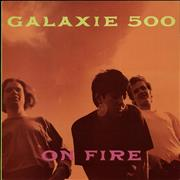 Click here for more info about 'Galaxie 500 - On Fire - EX'