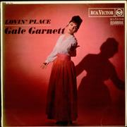 Click here for more info about 'Gale Garnett - Lovin' Place'