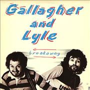 Click here for more info about 'Gallagher And Lyle - Breakaway'