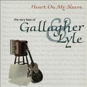 Click here for more info about 'Gallagher And Lyle - Heart On My Sleeve - The Very Best Of'