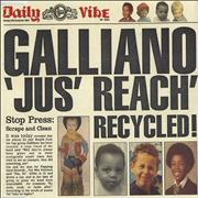 Click here for more info about 'Galliano - Jus' Reach Recycled'