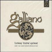 Click here for more info about 'Galliano - Long Time Gone Part 1'