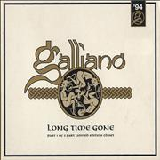 Click here for more info about 'Galliano - Long Time Gone'