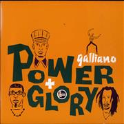 Click here for more info about 'Galliano - Power And Glory'