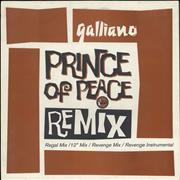 Click here for more info about 'Galliano - Prince Of Peace (Remix)'