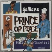 Click here for more info about 'Galliano - Prince Of Peace'