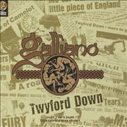 Click here for more info about 'Galliano - Twyford Down'