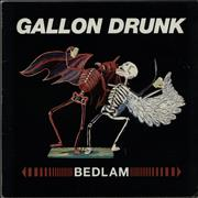 Click here for more info about 'Gallon Drunk - Bedlam'